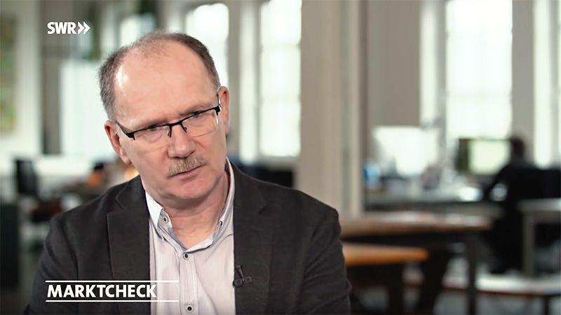 Energie- und Wasserexperte Dr. Uwe Pöhls